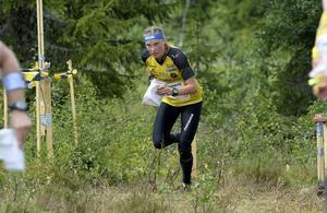 Tove Alexandersson leder O-ringen efter två etapper.