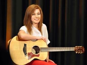 Gabriella Quevedo kommer till gitarrfestivalen.