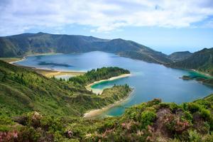 Ett ekologiskt paradis.