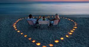 Maldiverna är ett av de länder många reser med älskare eller älskarinnor. Men allra mest lockar New York.
