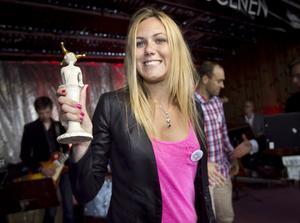 Caroline Eriksson har fyra SM-guld och en fjärdeplats i VM.