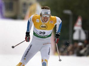 För första gången på nio år missade Peter Larsson prispallen i en världscuptävling.