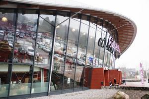 Göransson Arena är skådeplatsen för Local Heroes-galan 2017. Det är första gången galan hålls i Sandviken.