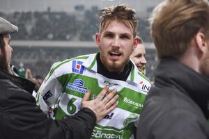 Simon Jansson, VSK Bandy, SM-final
