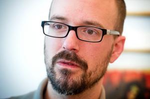 Fältprästen Daniel Breimert från Örnsköldsvik.