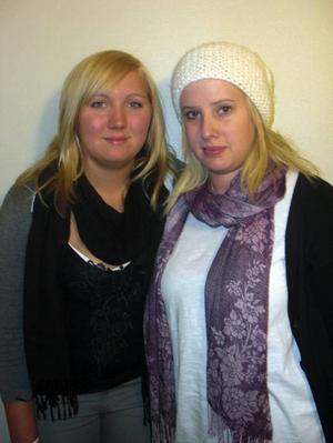 Vimlare: Ida Gille och Hannah Frelin