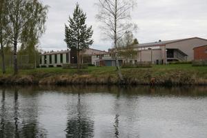 Celsiushallen i Edsbyn gjorde av med 297 000 kWh el, 860 000 kWh värme och 4 200 kubikmeter vatten förra året.