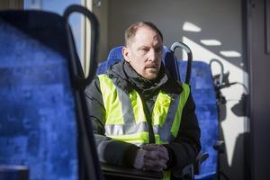 Peter Ekholm, VD för Inlandsbanan.