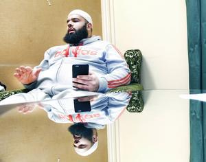 Gefle Dagblad träffade Ali Al-Ganas i januari efter att han på sin facebooksida hyllat stupade IS-krigare.