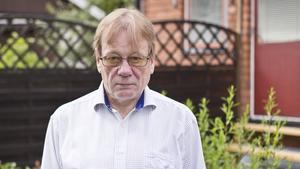 Michael Öhman vill förbjuda halalprodukter i Hebys skolor.