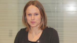 Rönnbys lagkapten Sanna Scheer funderar på att sluta med innebandyn.
