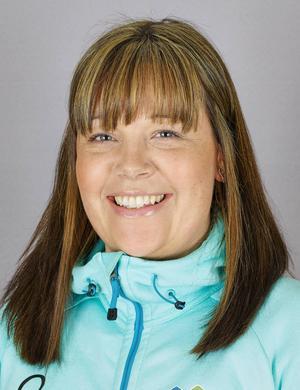 Martina Svensson, ny platschef vid Kungsbergets skidanläggningar.