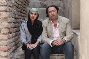 Fateme Ekhtesari och Mehdi Mousavi.