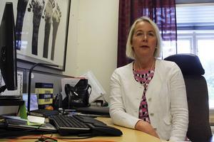 Den viktigaste integrationsfrågan tycker Karin Olsson är att minska utanförskapet och att ge fler människor jobb.