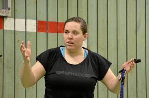 I basket finns plats för alla. Katie Thacher Löfgren.