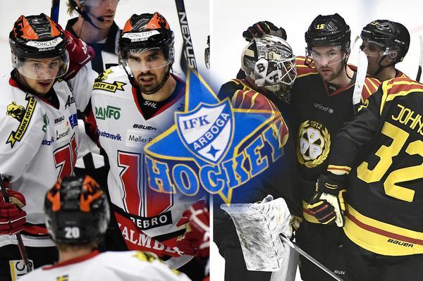 Öerbro Hockey och Brynäs IF kommer spela en träningsmatch i Arboga i september.