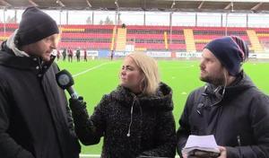 Sporten intervjuade Andreas Brännström inför onsdagens match mellan Östersund och Dalkurd.