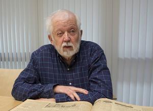 Förre chefredaktören Börje Alström, 73, representerar en av ST:s två historiska ägarfamiljer. Det var hans farfar Olof, och pappan Yngvar Alström som såg till att ST blev sjudagarstidning för drygt 70 år sedan.
