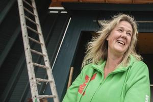 Deanne Edin från Hammerdal och övriga som stod bakom Joelmässan var mycket nöjda med årets upplaga.