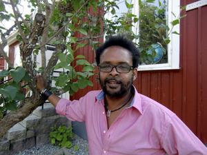 """""""Det är högst tveksamt om jag levt idag om jag blivit kvar i Etiopien"""", säger Magnus """"Manne"""" Göthelid. FOTO: Malin Davidsson"""