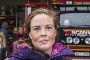 Ida Asp (S), ordförande för Räddningstjänsten Jämtland.