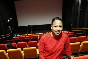 Kulturminister Alice Bah Kuhnke aviserar miljonstöd till biografer på mindre orter. ARKIVBILD.