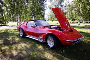 Så här ser en 25-faldigt prisad Corvette Stingray ut.