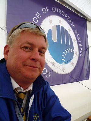 Förbundsbasen Mats Fransson var nöjd med VM-festen och publikrekordet.