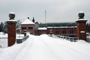 FINA HUS SKYDDAS. Tierps kommun tänker nu lägga områdesbestämmelser över Untra kraftverk som gör att de 100 år gamla byggnaderna får ett skydd.