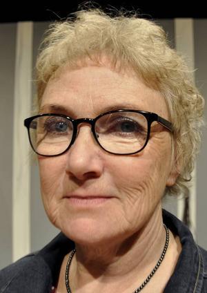 Lena Hagstedt Sergel regisserar tillsammans med ...