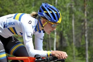 Med tre veckor kvar till OS i Rio ska Emma Johansson nu cykla ett sista förberedande lopp i Tyskland.