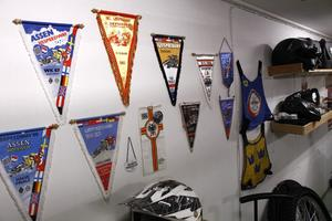 På 80-talet körde Conny VM-deltävlingar runt om i Europa.
