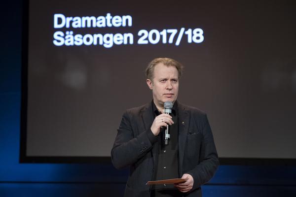 Eirik Stubø regisserar två antika dramer i höst.