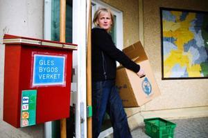 Nu flyttar Glesbygdsverket ut från lokalerna på Fyrvalla i Östersund.Foto: Filip Gustafsson