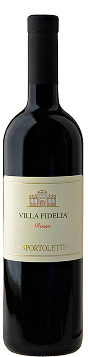 Villa Fidelia Rosso.