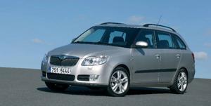 Skoda Fabia 1,4127 100 kronor.Tjeckiskt syskon till VW Polo. Klassledare.