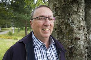Göran Sjöstedt sitter sedan sex år som ordförande i ekonomiska föreningen Hälsingland turism.
