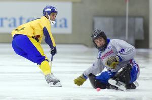 Utveckla. Internationella förbundet vill sprida sporten utanför de traditionella länderna som Sverige och Ryssland. Foto: PER GROTH/ARKIV