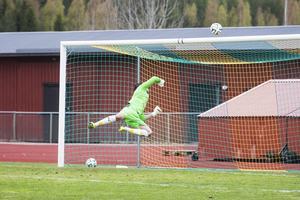 Elias Akbal räddade Ljusdal från ett möjligt självmål mot Nordanstig innan matchen avgjordes – med ett självmål – till 0–1 och vinst för Nordanstig.