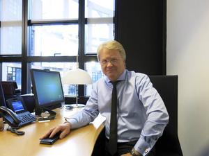Dalariksdagsmannen Lars Adaktusson är kritisk till DT:s ledarredaktion: Foto: Jonas Harrysson
