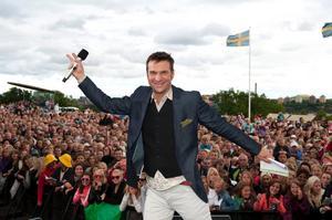 Anders Lundin knyter ihop sin sjätte säsong som programledare av