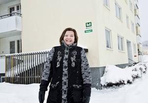 Marie Selin, vd för Mitthem.