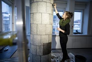 Årekonstnären Johanna Nestors verk