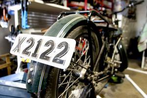 En släkting, Börje Westman, har restaurerat Otto Westmans 172 hästars motorcykel från 1930. Den har märket Ragne och tillverkades i Enköping.