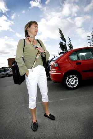 Anna Graham bor i Bönan men arbetar på Sandvik nästan fyra mil bort från hemmet. Därmed tillhör hon den grupp som utgör majoritet bland pendlarna in till Sandviken: Gävleborna.