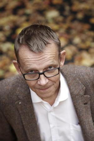 Hans Rosling fortsatte in i det sista med att folkbilda Sverige. Bild: Jörgen Hildebrandt