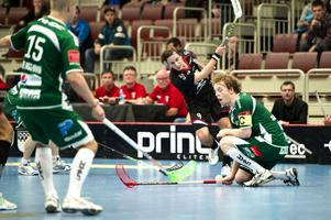 Alexander Galante Carlström stukade foten i matchen i torsdags och nu talar allt för att han missar den femte och avgörande SM-kvartsfinalen mot Helsingborg.