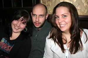 Oliver Twist. Malin, Kent och Jessika