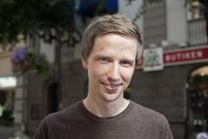 Mattias Östman, Härnösand:– Jag skulle nog betala av huset så jag blir skuldfri och spara resten.