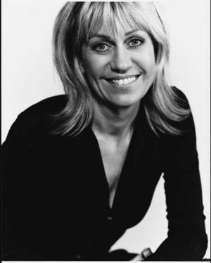 Trendspanaren och inredaren Elisabeth Lejon föreläste på temat Trend 2009.